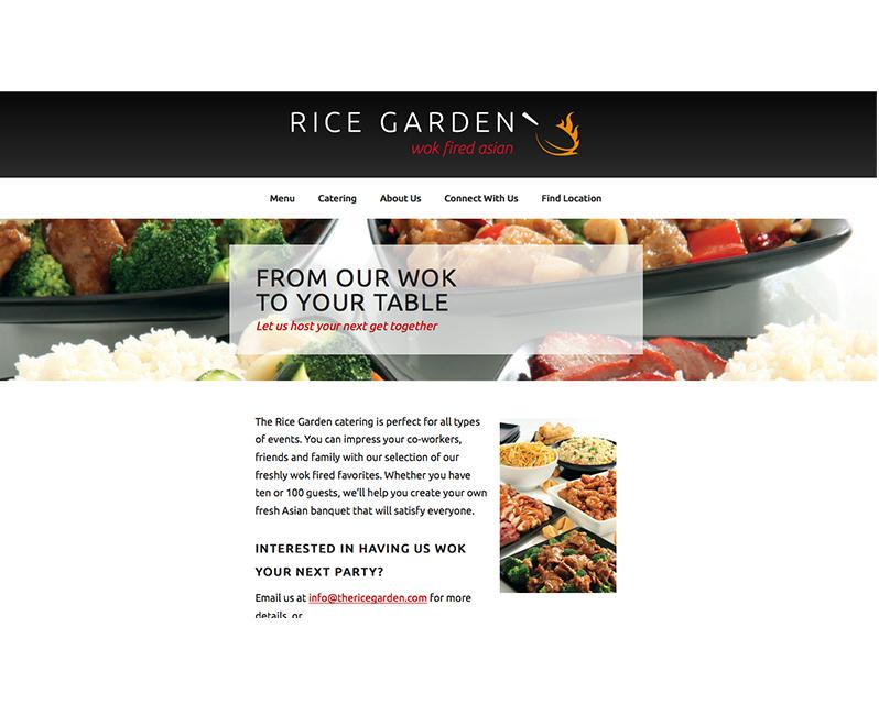 wRice Garden