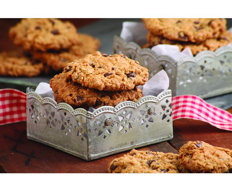 Chocolate chip Oatmeal cookiesBest Choice Calendar 0614