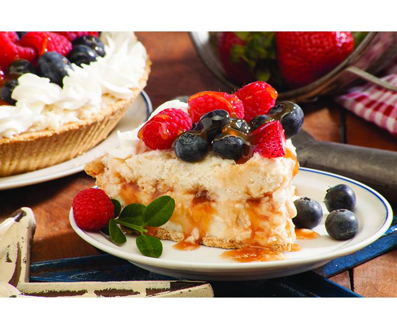 Frozen yoguart or ice cream piebest choice calendar0613