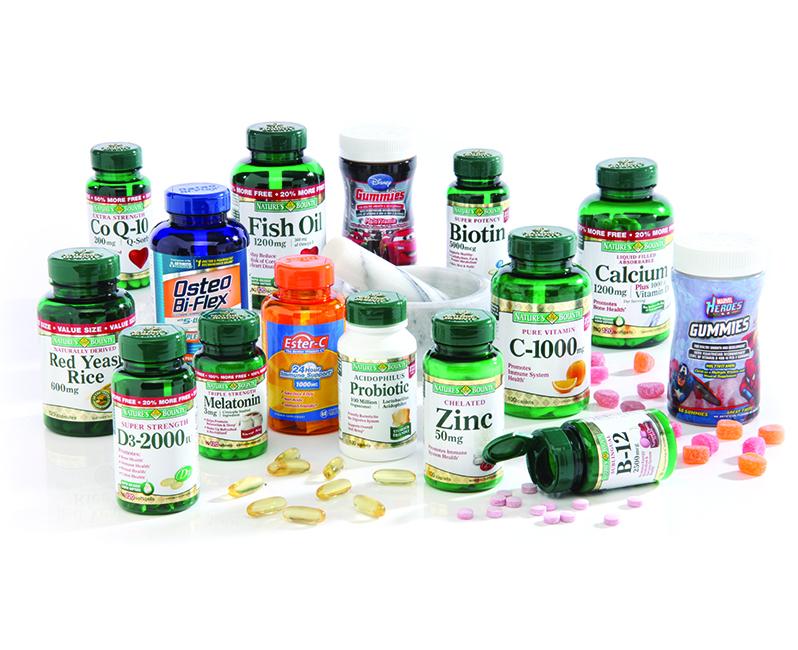 Nature's Bounty VitaminsHH0113
