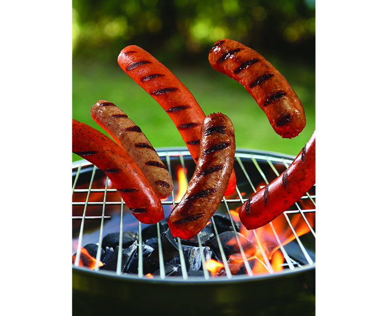 Thrill your grill