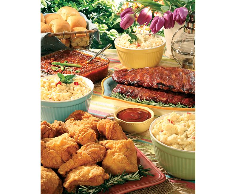 Bakery Deli Ad picnicPC CM magizine0307