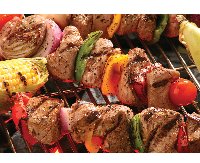 Beef Kabobs