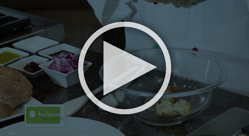 Cooking Tutorial – Panzanella