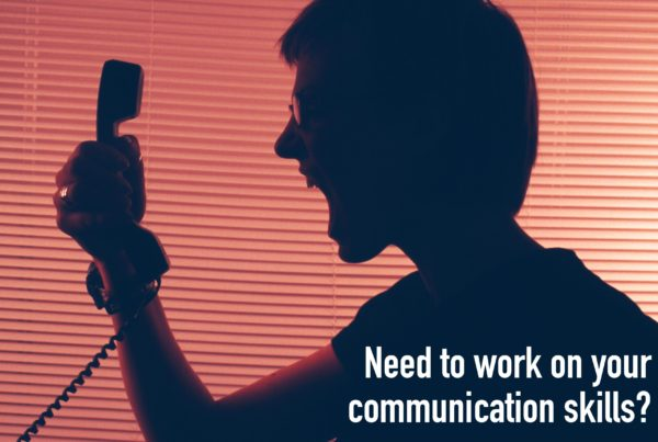 Need to work on your communication skills?
