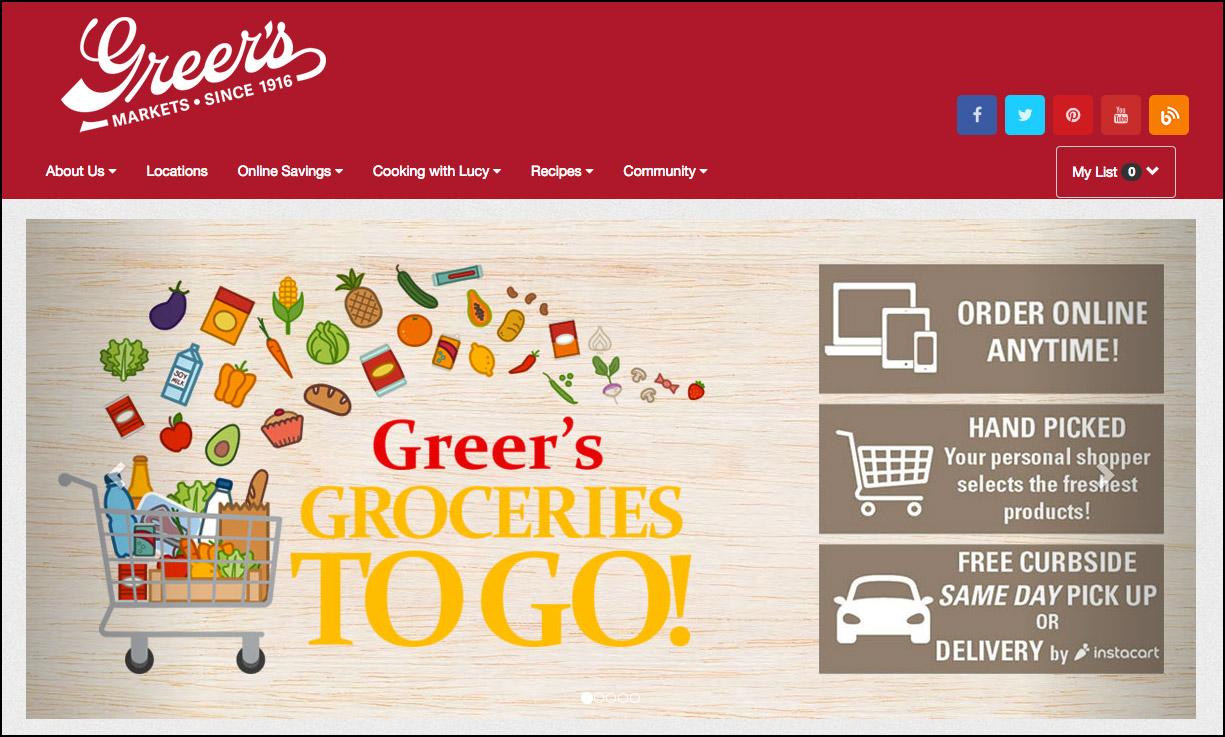 Greer's Website