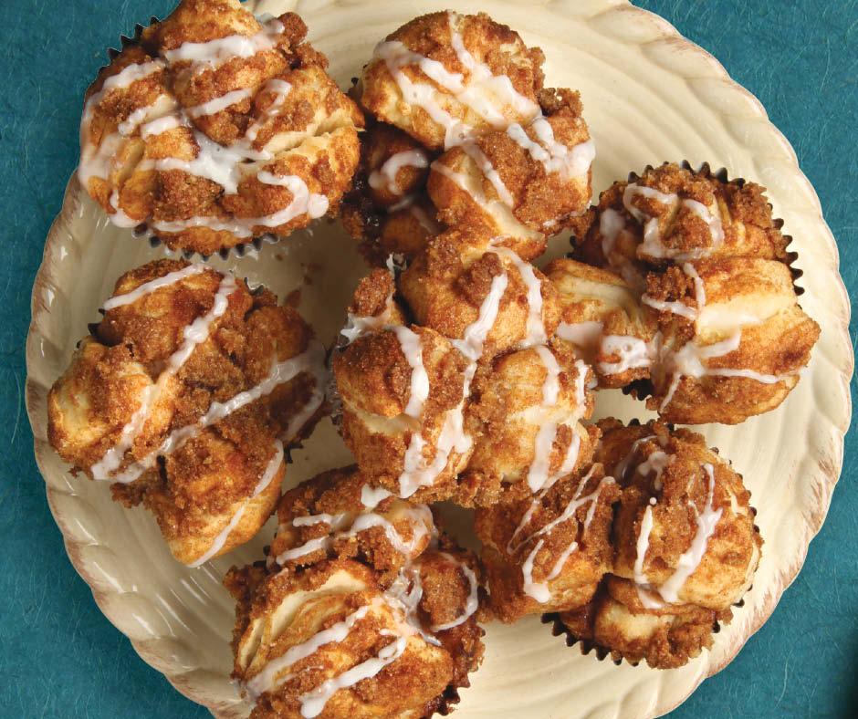 Monkey Bread Biscuit Muffins